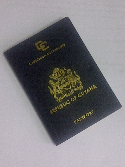 Nigerian tried obtaining Guyanese passport with genuine birth ...