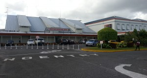 The Cheddi Jagan International Airport.