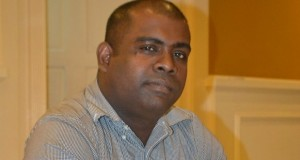 Chief Executive Officer of the Institute of Private Enterprise Development, Ramesh Persaud.