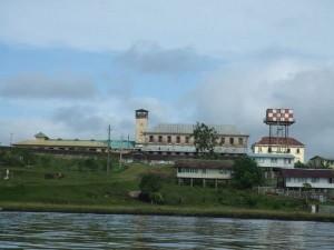 The Mazaruni Prison
