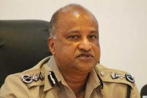Police Commissioner, Seelall Persaud.