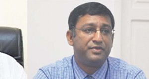 Former Deputy Chief Executive Officer of the Guyana Power and Light, Aeshwar Deonarine.