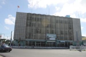 The Bank of Guyana.
