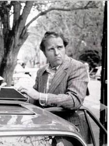 NBC news producer, Robert Flick.