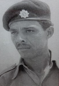 GDF Sergeant Gregory Smith.