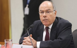 Brazil's Foreign Minister, Mauro Vieira.