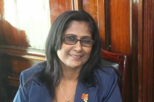 MP Sheila Veersammy