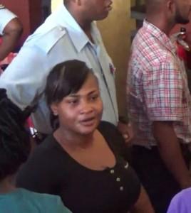 Roraima Airways' Security Officer, Dianne Jackson.