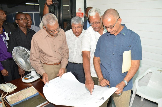 Four Faculties For Public Service Staff College Demerara