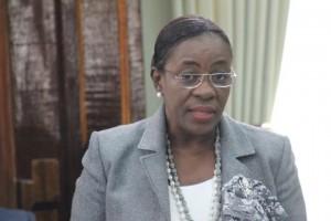 Junior Minister of Education, Nicolette Henry.