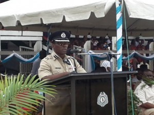 Assistant Commissioner of Police (Training), Paul Williams.