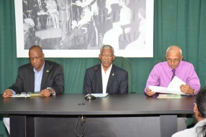 APNU+AFC's candidates managed an impressive showing at the polls