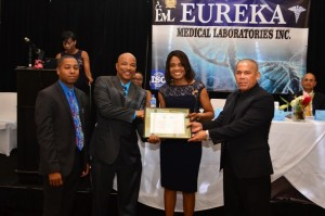 Eureka is the first medical laboratory in Guyana to be internationally accredited.