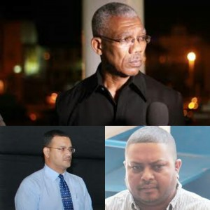 President Granger has announced an inquiry to investigate claims of corruption against CANU
