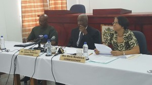 The Commission of Inquiry is to commence hearings tomorrow