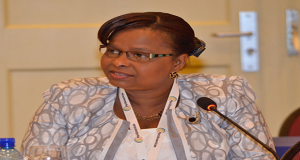 Social Protection Minister Volda Lawrence