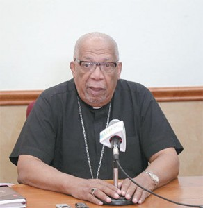 Archbishop Joseph Harris