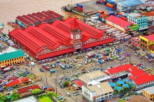 The Stabroek Square
