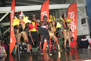Digicel costume designs