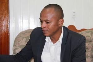 Deputy Mayor, Sherod Duncan