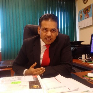 Chief Executive Officer of NAGICO Insurances, Imran Macsood Amjad.