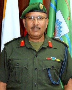 Colonel Nazrul Hussain, Head of the Department of National Events, under the Ministry of the Presidency