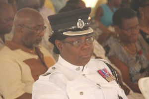Senior Superintendent of Police, Maxine Graham