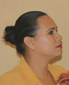 Town Clerk, Jenella Bowen (Guyana Times photo)