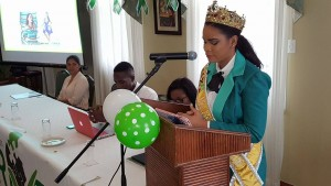 Miss World Guyana 2016, Nuriyyih Gerrard