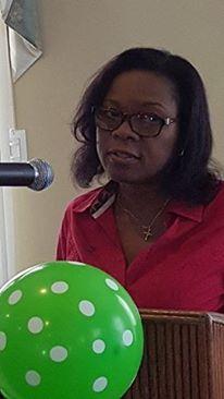 Deputy Chief Medical Officer, Dr. Karen Boyle.