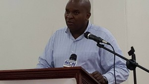 Advisor to the Minister of Public Telecommunications, Lance Hinds.