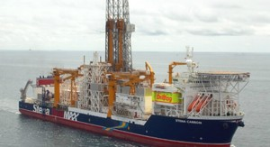 Stena Carron: Drilling ahead at Liza 3 (Upstream photo)