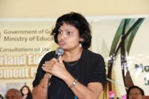 Coordinator of Private Schools, Doodmattie Singh.