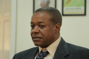 Chief Executive Officer of the National Communications Network (NCN), Lennox Cornette.