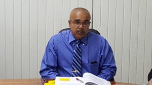 Accountant General, , Jawahar Persaud