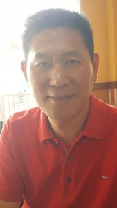 Managing Director of Bai Shan Lin, Chu Hung Bo.