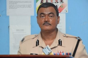 Police Commissioner, David Ramnarine