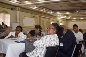 Attendees at launch of the Carisecure Project.