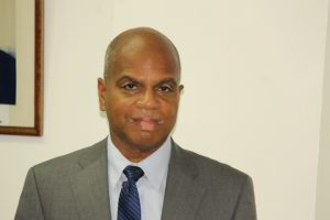 Guyana's High Commissioner to India, David Pollard.