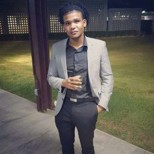 UWI Guild International Affairs Chairperson, Yenev Caesar