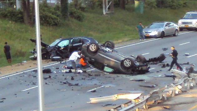 Teenager Dies In Car Crash Yesterday